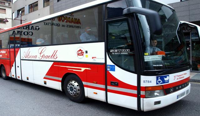 Estación de Autobuses de Andorra la Vella