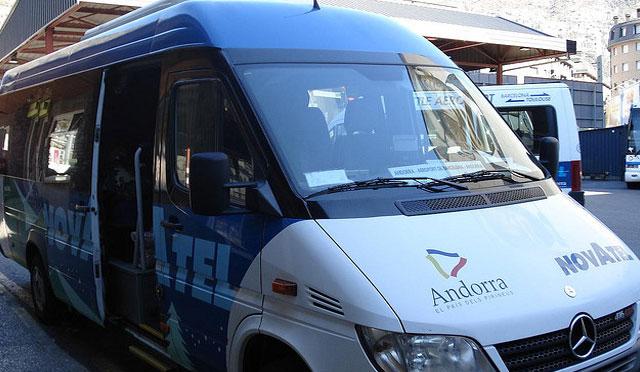 Lanzaderas Aeropuerto BCN y AVE Lléida | Andorra