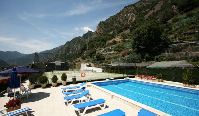 Hotel Pyrènèes Andorra