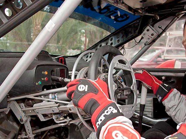 Albert Llovera - Piloto de Rally