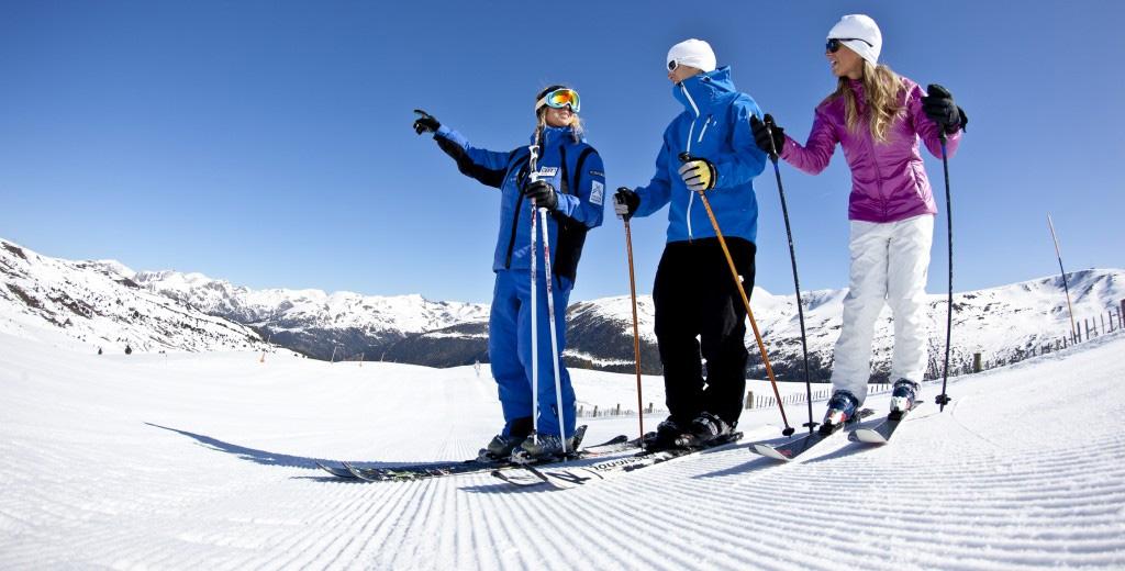 Clases Particulares de esquí - Grandvalira