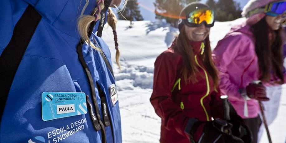 Escuela de esquí Grandvalira