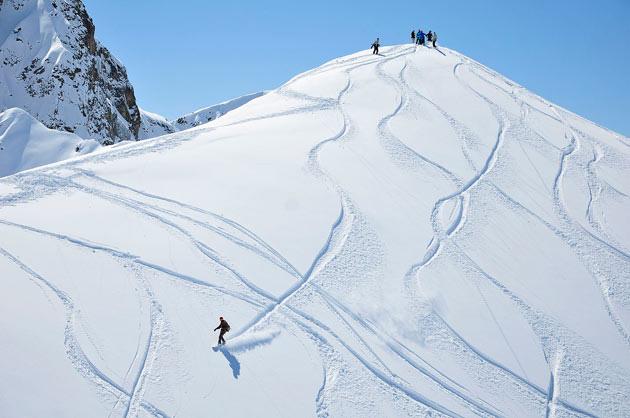 Esquí Fuera Pistas