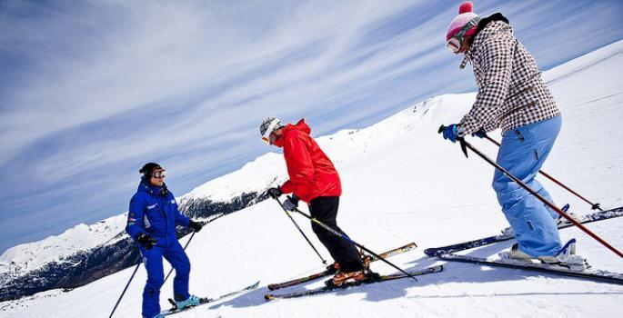 Monitor Particular de esquí