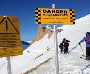 Los 10 mandamientos de la estación de esqui