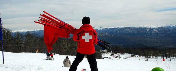Personal Estación de Esquí