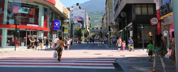 Hoteles para escapadas de Compras en Andorra