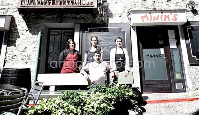 Restaurante Minim's - Andorra la Vella