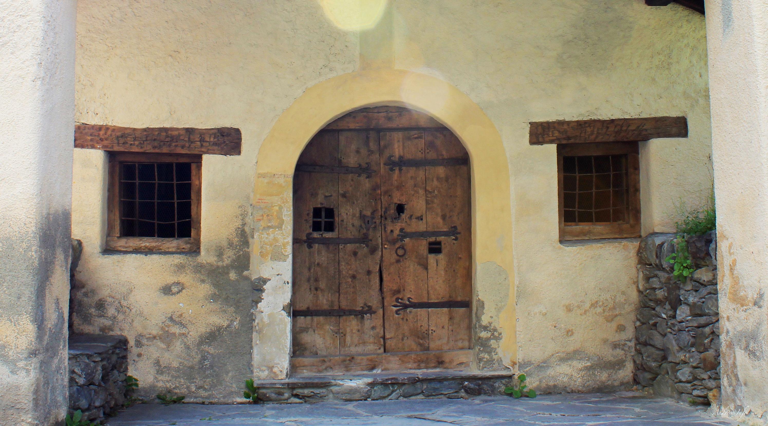 Iglesia Santa Creu - Canillo
