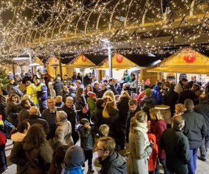 Mercado de Navidad en Andorra la Vella