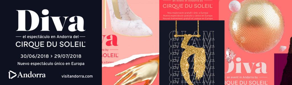 DIVA - Cirque du Soleil