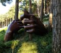 Escultura Jardins de Juberri