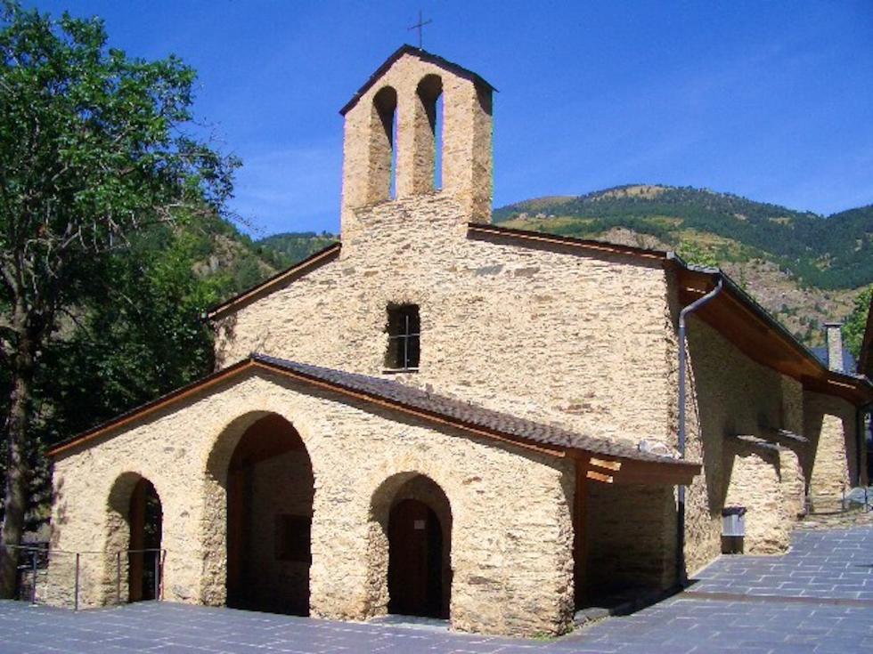 Iglesia-Meritxell