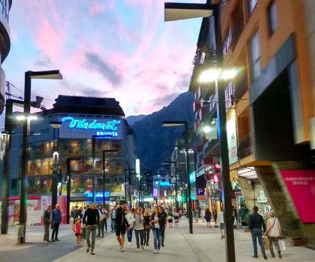 Av. Meritxell - Andorra