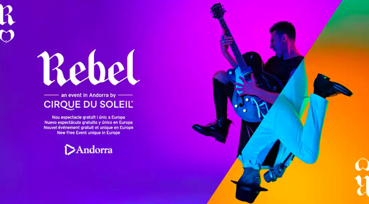 Cirque du Soleil Andorra - 2019