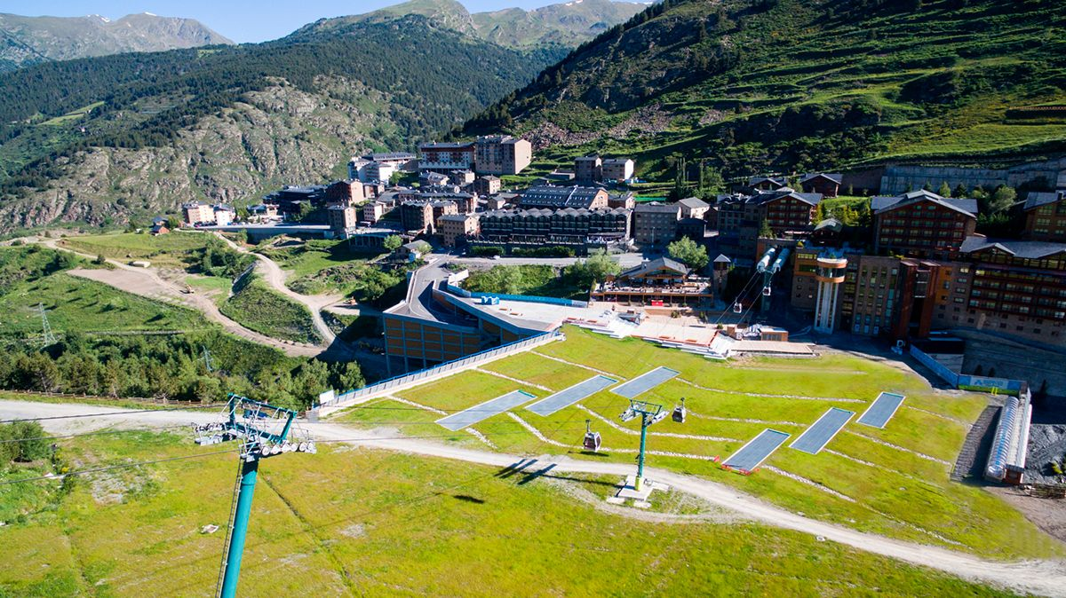 Espacio en el que se celebra Andorra Mountain Music Festival 2020