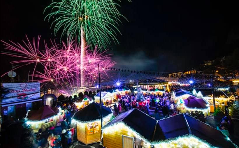 Casetas del Poblet de Nadal