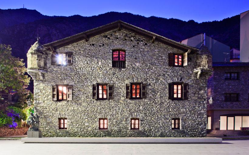 Casa de la Vall · Andorra