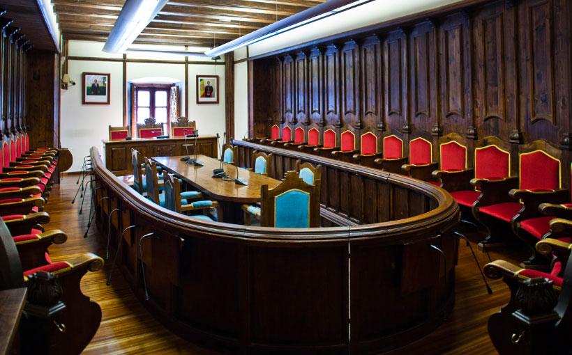 Sala de Sesiones